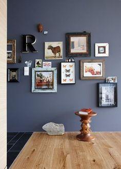 Wohnen // Für viel mehr blaue Wandfarbe | Jane Wayne News