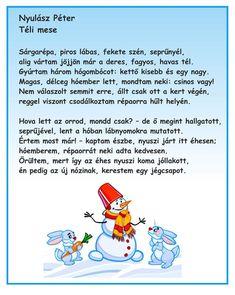 Just Kidding, Kindergarten, Winter, Fictional Characters, Winter Time, Kindergartens, Fantasy Characters, Preschool, Preschools