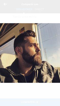 Beard men hombre barba