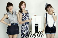 Bininya trio bangsat weh.. #luhan #kyungsoo #baekhyun #gs #girl