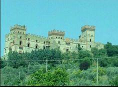 Castle, Battipaglia, Italy