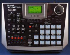 Roland SP-606 Sampling Workstation.