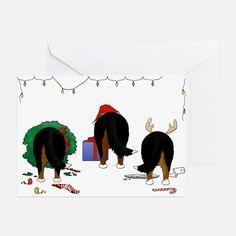 Bildergebnis für Bernese Mountain Dog Christmas Holiday Cards