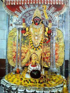Godess Maa Kali Lord Shiva Hd Wallpaper, Krishna Wallpaper, Durga Maa, Shiva Shakti, Shivaji Maharaj Painting, Mother Kali, Ganesh Lord, Ganesha, Kali Mata