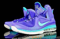 "the latest 9d80e 79a5b Nike Lebron 9 ""Summit Lake Hornets"