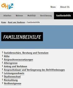 #Vorarlberger Bloghaus: [ #vorkoster ] Familienbeihilfe für Studierende Feldkirch, Library Of Congress, Himmelsscheibe Von Nebra, Exponential Growth, Children's Magazines, Textbook, To Study, Chemistry, Biology