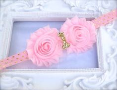 Pink and Gold Birthday  Pink and Gold 1st by PinktoastBoutique, $8.95