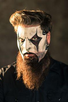 SlipKnot #4 James Root