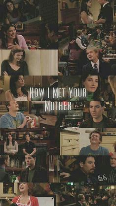 How Met Your Mother, Himym, I Meet You, Memes, Tv Series, Movie Posters, Wallpapers, Babies, Books
