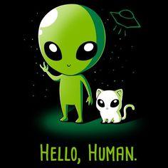 ฅ=^..^=ฅ HERE KITTY KITTY ~ Hello, Human.