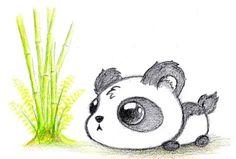 панда рисунок: 26 тыс изображений найдено в Яндекс.Картинках