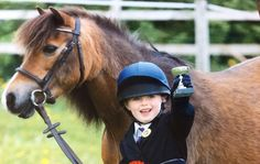 H&H's top 10 heart-warming stories you need to read from 2014 - Horse & Hound Funny Horse Pictures, Ponies, 12 Months, Equestrian, Riding Helmets, The Past, Action, Smile, Gallery