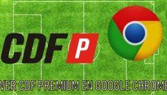 🥇 Ver Señal En Vivo de CDF Premium ▷ 2019 GRATIS » Futbol Online Smart Tv, Google Chrome, Tech Logos, School, Truths, Schools