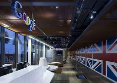 Siège de Google à Londres