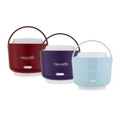 Crock-Pot® Lunch Crock® Food Warmer - BedBathandBeyond.com