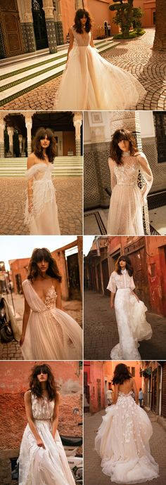 Jaw-Droppingly Beautiful 2017 Bridal Collections from Our Favorite Israeli Designers!