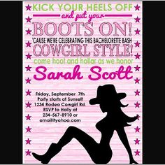 cowgirl bachelorette parties cowgirl party bachlorette party bachelorette