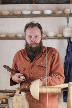 Greenwood Fest 2016 instructor profile, Jarrod Stone Dahl | Peter Follansbee, joiner's notes