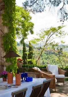 Bruno- Luxury Tuscany Villa in Chianti | Tuscany Villa Rentals