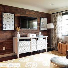 Living Room via Cape 27 Blog