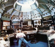 Vince Clark's UK studio (studio moved to US in late 2000s)