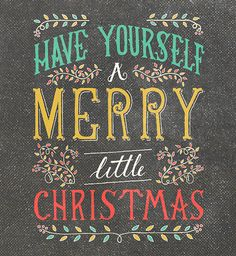 Merry Christmas | Fonts Inspirations | The Design Inspiration