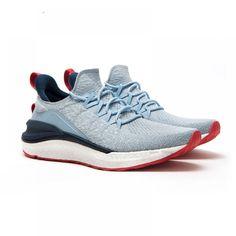 2021 New Xiaomi Mi Mijia Sports Shoe   Home Care Fitness Cheap Running Shoes, Running Sneakers, Lock System, Sneakers For Sale, Men Sneakers, Shoes Men, Jogging Shoes, Outdoor Men, Buy Shoes