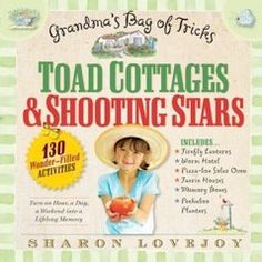 "(If you have children in your life ....)  These are great idea books for outside gardening projects with kids.  I also recommend:  ""Roots, Shoots, Buckets & Boots: Gardening Together with Children"" and ""Sunflower Houses: Inspiration from the Garden-A Book for Children and Their Grown-Ups."" - all by Sharon Lovejoy"