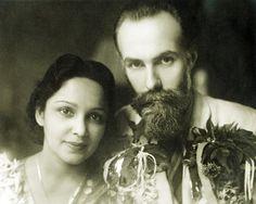 История семьи   Музей картин семьи Рерихов