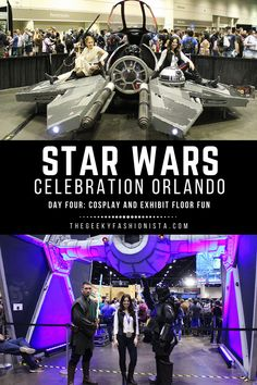 Star Wars Celebration Orlando // The Geeky Fashionista