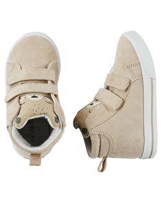 Baby Girl Carter's High-Top Sneakers | OshKosh.com