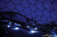 The Eden Project: The Biomes < Projects | Grimshaw Architects
