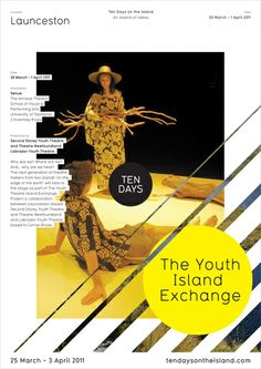 td youthisland poster by toko