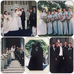 Erik Miller, C'96 and MBA'02, and Beth Ann French Miller, C'97 and M.Ed.'07, celebrated their #MountMerger in the IC Chapel on June 8, 1998. Their marriage was celebrated with fellow Mounties Cathy Finnerty Cretella, Kelly Crean Holter, Maggie Gilgallon and Craig Badinger.