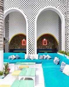 WEBSTA @ moodscreen - LOVE the interior design @motelmexicola in Bali Amazing…