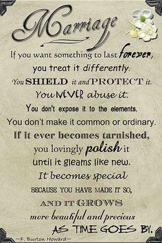 Marriage quote. Amen!