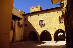 Fotos de: Teruel - La Iglesuela del Cid - Pueblo con encanto