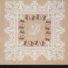 This Pin was discovered by よしこ Cross Stitch Boards, Cross Stitch Love, Cross Stitch Fabric, Cross Stitch Needles, Cross Stitch Flowers, Cross Stitching, Cross Stitch Embroidery, Embroidery Patterns, Cross Stitch Patterns