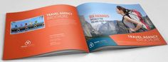 Buy Travel Agency Brochure Catalog Template by JanySultana on GraphicRiver. Travel Agency Brochure Catalog Template Ready to use for Travel Agency, Holiday, Summer Vacation, Winter Vacation, Tr.