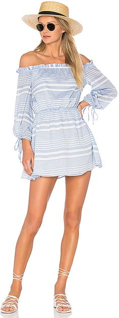 Lovers + Friends x REVOLVE Get Lost Dress in White. - size L (also in S,XL) Lovers + Friends x REVOLVE Get Lost Dress in White. - size L (also in S,XL) Go off the grid. The Get Lost Dress, a Lovers + Friends x REVOLVE exclusive, fascinates with its demure off-the-shoulder styling rendered in a vacay-ready, lightweight fabric. Romantic bishop sleeves give way to delicate self-ties, while the mini dress silhouette is relaxed and appropriate for sundrenched strolls and day dates. See ya....
