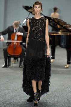 Erdem Spring 2014 Ready-to-Wear Collection