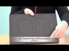A7 Cards-Frame Die