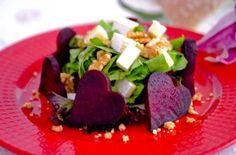Valentine's Day Beet Salad