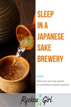 Visiting Japan for the first time then make your trip a memorable one, check out this uniquely Japanese brewery stay. #VisitingJapan #WhattodoinJapan #WheretogoinJapan #JapanTourist…  More