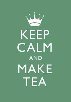 Bill Giyaman posted Keep calm and make tea to their -inspiring quotes and sayings- postboard via the Juxtapost bookmarklet. Party Set, Tea Quotes, Nice Quotes, Awesome Quotes, Keep Calm Quotes, Cuppa Tea, Teas Tea, My Cup Of Tea, How To Make Tea