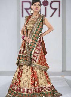 Indian Designer Bridal Collection | Designer indian bridal collection 2010 pictures 4