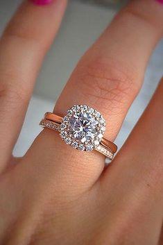 Beautiful diamonds but no yellow gold! Yuck!