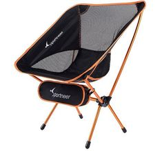 Sportneer Camping Chair, Portable Lightweight Folding Camp Chairs for Outdoor Backpacking, Hiking, Picnic – Shopping Guide Table Camping, Folding Camping Chairs, Camping Gear, Outdoor Camping, Camping Stool, Folding Seat, Camping Cabins, Camping Places, Camping Glamping
