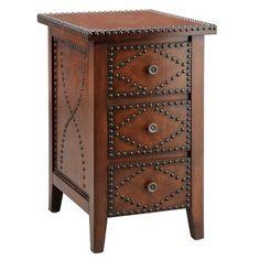 Stein World Wood Trends Southwest Inspired Chairside Chest