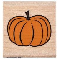 Pumpkin 03 Rubber Stamp -- You can find more details by visiting the image link.